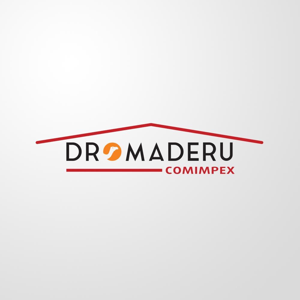 logo dromaderu by visualx