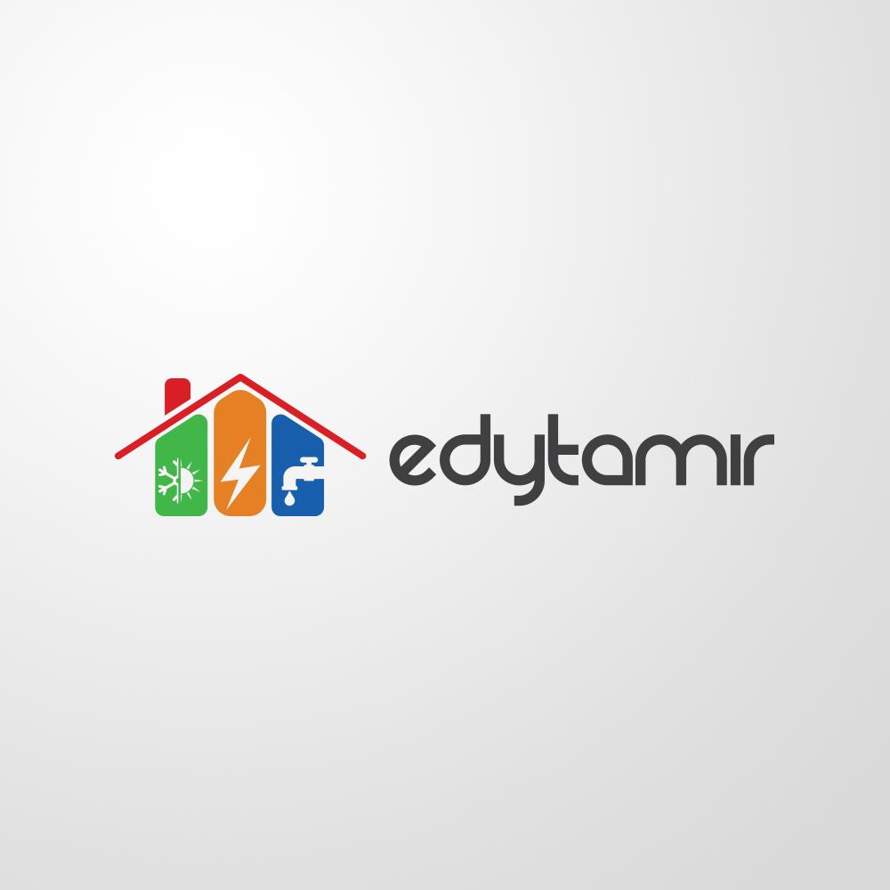 logo edytamir by visualx