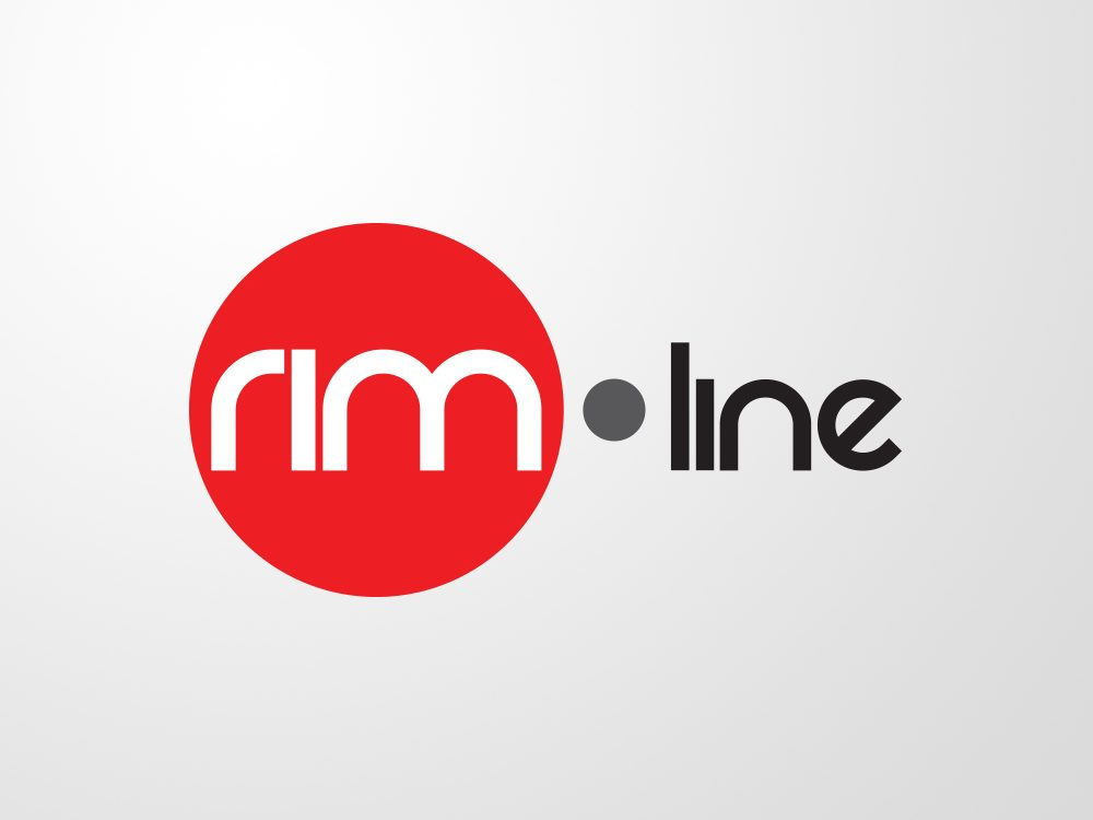 logo rim line by visualx
