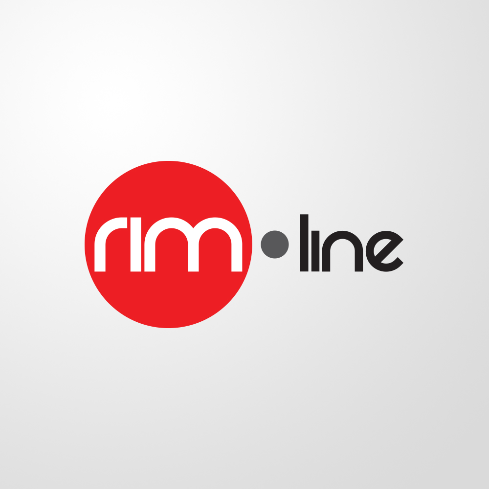 logo rim line by visualx